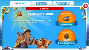 Community Coins! 2