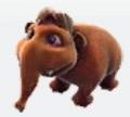 Baby rom mammoth