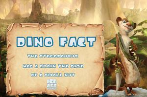 Stegosaurus fact