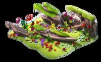 Habitat wildflowers
