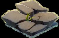 Clean dark rock