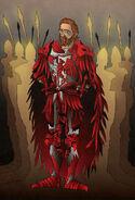 Jon the griff connington by acazigot