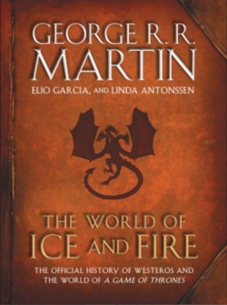 World of Ice and Fire cover
