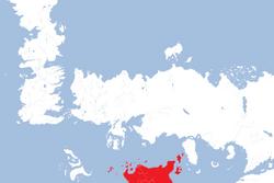 Sothoryos location