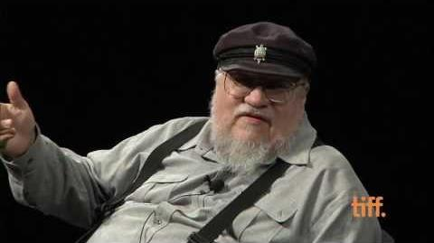 In Conversation With... George R.R. Martin on Game of Thrones Part 2 TIFF Bell Lightbox