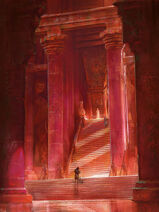 Audience Hall by Marc Simonetti