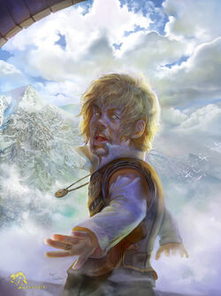 Tyrion lannister by teiiku