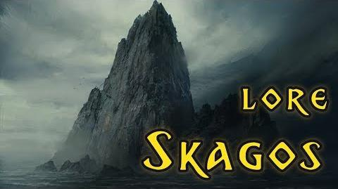 Skagos - Dreadful Island of the North