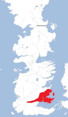 Stormlands region
