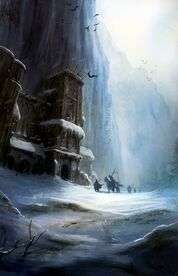 The Wall by Marc Simonetti