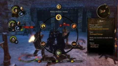 Game of Thrones (RPG) Combat System Preview