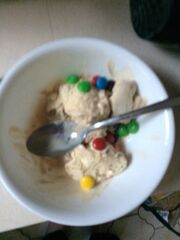 Samoanas ice cream candy