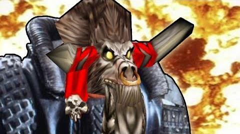 Video - Warcraft 3 - Demolition Man | Ice Crown Server Wikia