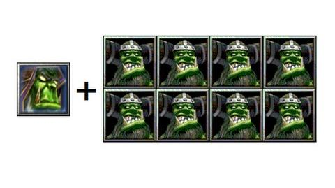 Far Seer + raiders (3v3)