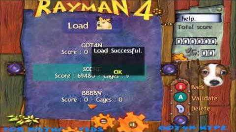 Rayman 3 Texture Modding Yellow Nyan FrankerZ 4