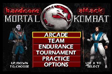Mortal Kombat 4: Hardcore Attack | Ice Crown Server Wikia
