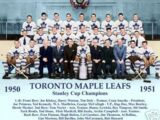 1950–51 Toronto Maple Leafs season