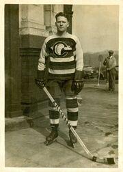 Cleveland Indians (IHL) player 1929