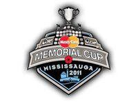 2011 Memorial Cup Logo
