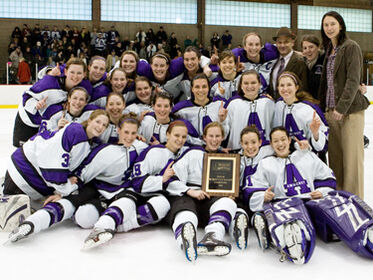 Amherst WIH Champs