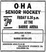 1965-66 OHA Senior Season