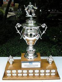 CHL Goaltender of the Year