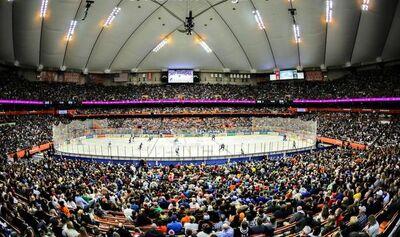 Frozen Dome Classic 2014