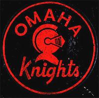 Omaha Knights Logo 1962-1963
