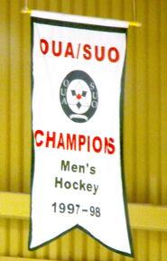 1998 Windsor OUA banner