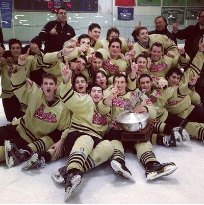 2013 Keegan Cup champions New Jersey Rockets