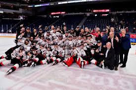 2019 QMJHL champions Rouyn-Noranda Huskies