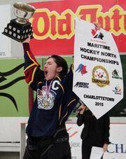 Baffin Blizzard 2015 MHNJC champions