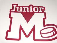 Logo Club de hockey junior de Montréal