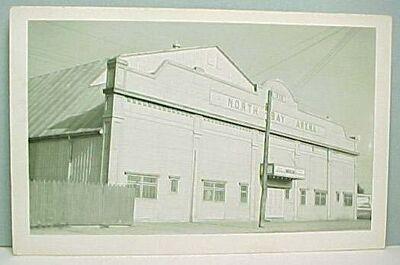 North Bay Arena circa 1938