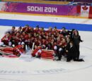 Ice hockey at the 2014 Winter Olympics – Women's tournament