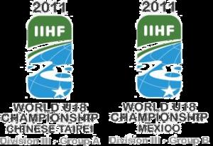 2011 IIHF World U18 Championship Division III