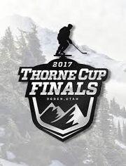 2017 Thorne Cup logo