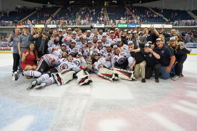 2019 SPHL champions Huntsville Havoc