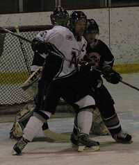 Fort William North Stars Sean Bassingthwaite