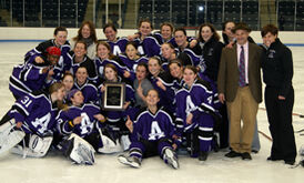 Amherst 2007 CHAMPs