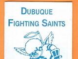 Dubuque Fighting Saints (1980-2001)