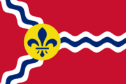 St. Louis, Missouri Flag