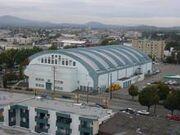 Victoria Memorial Arena (colour)