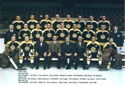 1967-68 Bruins
