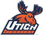Utica Pioneers logo
