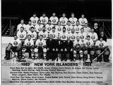 1983–84 New York Islanders season