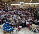 2015-16 BCHL Season
