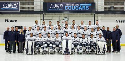 2017-18 MRU-team