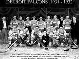 1931–32 Detroit Falcons season