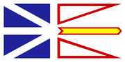 Flag of Newfoundland and Labrador